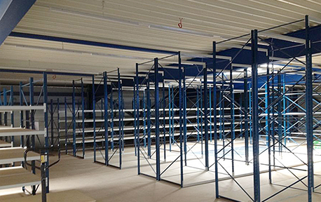 Germany Warehouse Project with Lonyung Integrated T8 Led Tube Series